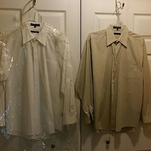 Dolmani Dress Shirt 16 1/2. 34/35